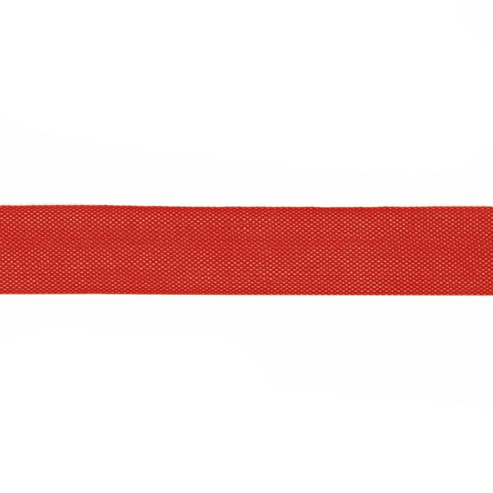 Hug Snug 1/2''  Rayon Seam Binding Bright Red/100 YDS
