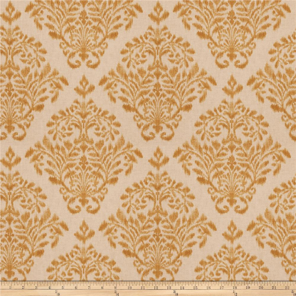 Fabricut Tact Damask Honey