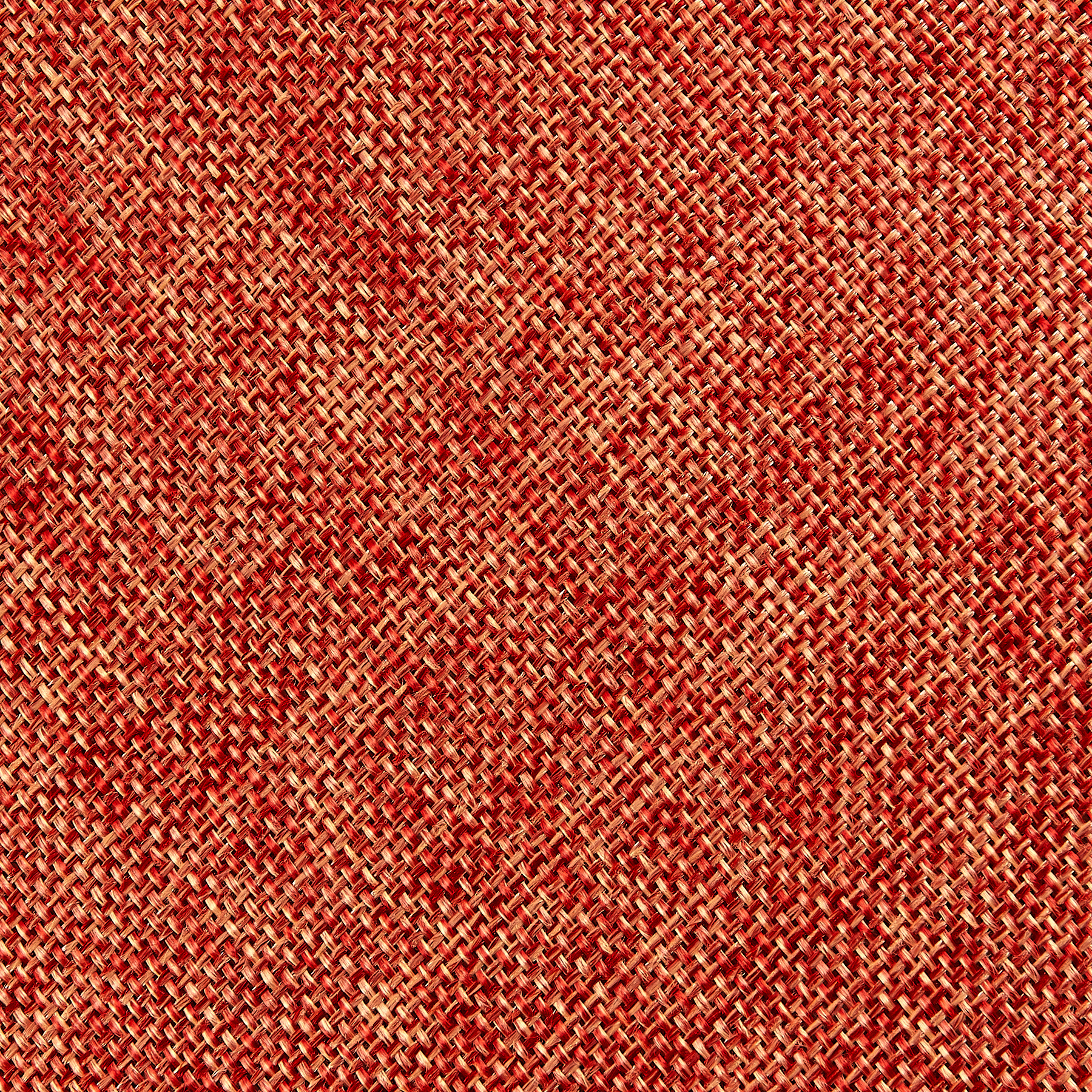 Vintage poly burlap dark orange fabric for What is burlap material