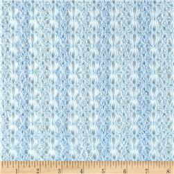 Crochet Lace Light Blue