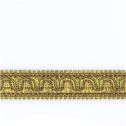 "Fabricut 1.25"" Resort Trim Ivy"