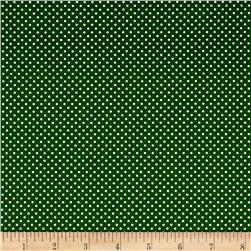 Anne of Green Gables Swiss Dot Green