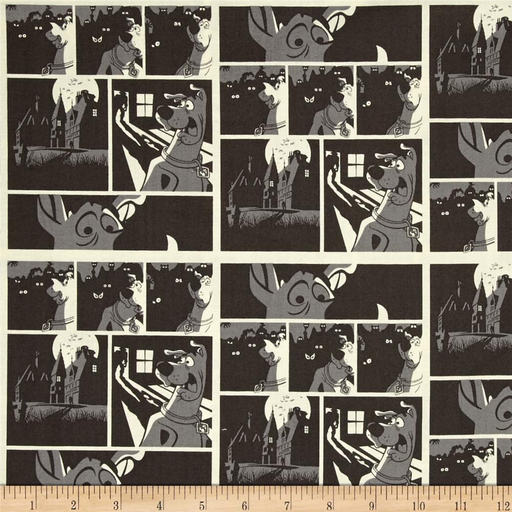 Scooby Doo Haunted House Grey