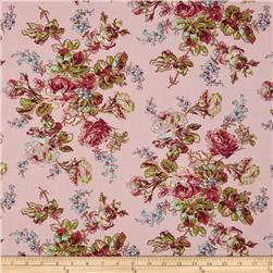 April Cornell Music Collection Victorian Rose Blush