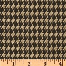 Premier Prints Houndstooth Blend Chocolate/Oatmeal