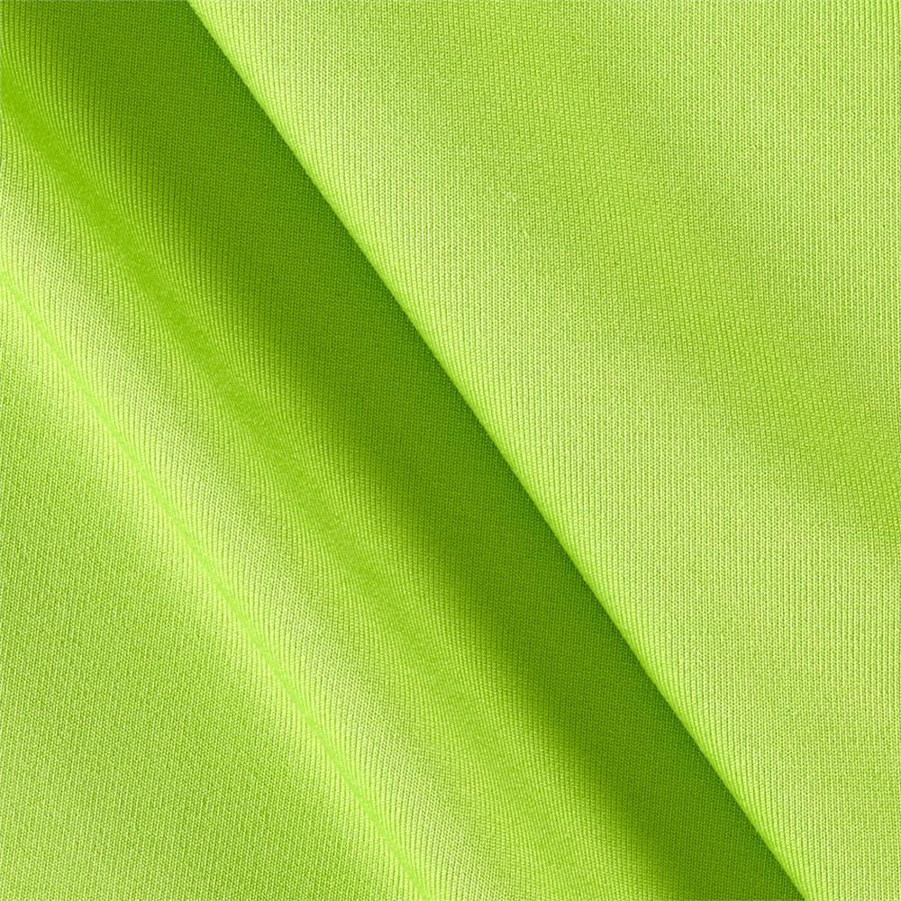 Activewear Spandex Knit Dark Lime