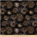 It's My Party Metallic Fireworks Onyx Gold