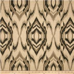 World Wide Ecuador Ikat Charcoal