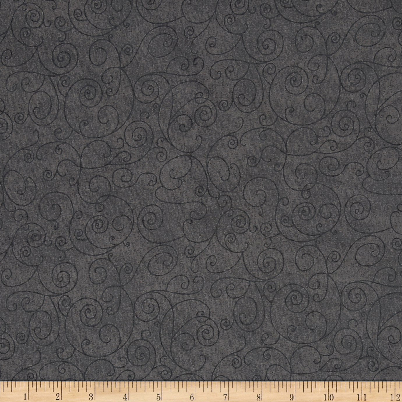 110 In. Wide Quilt Back Willow Silver Fabric by Westrade in USA