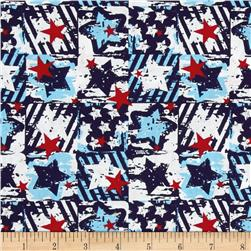 Patriotic Celebration Stars Multi