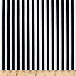 "Riley Blake 1/4"" Stripes Navy"
