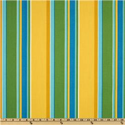 Maco Indoor/Outdoor Acapulco Stripe Sunshine Fabric