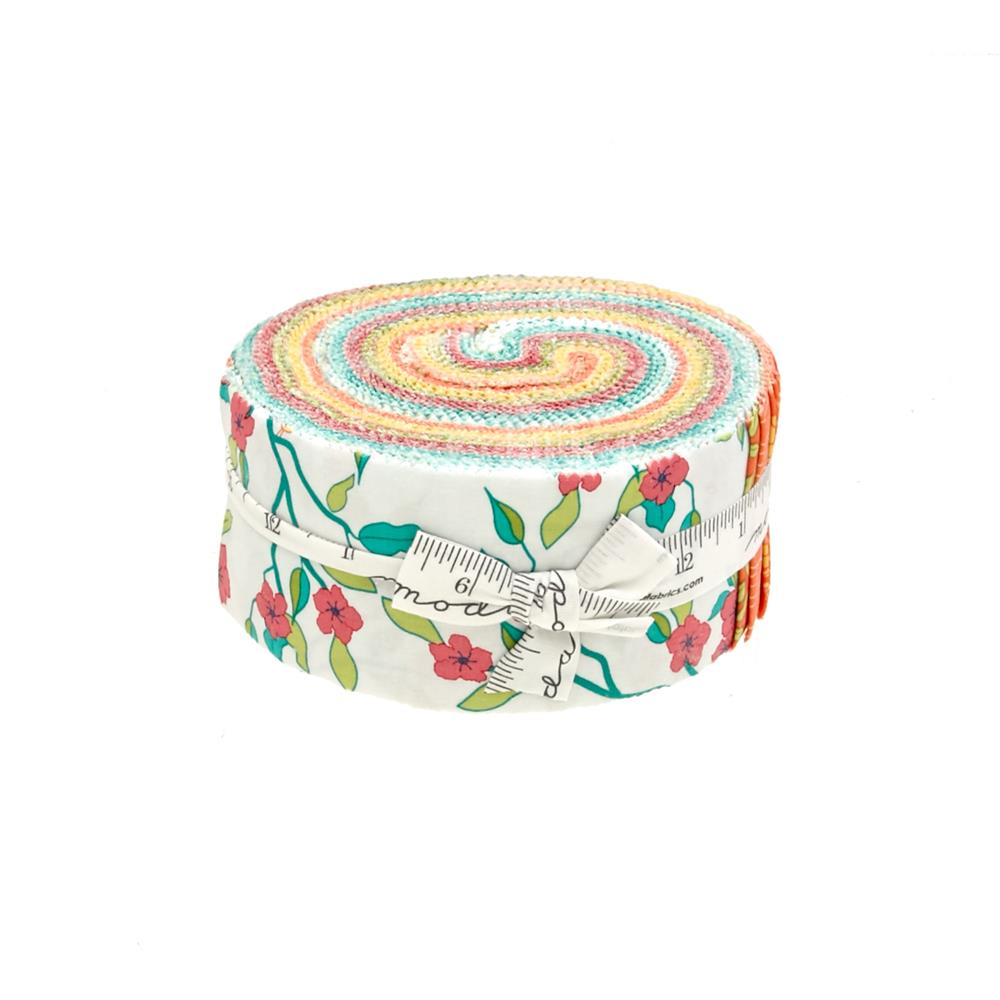 "Moda Acreage 2.5"" Jelly Roll"