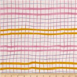 Earth Dancing Plaid Pink