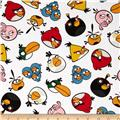 Angry Birds Tossed Birds White