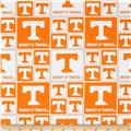 Collegiate Cotton Broadcloth Tennessee