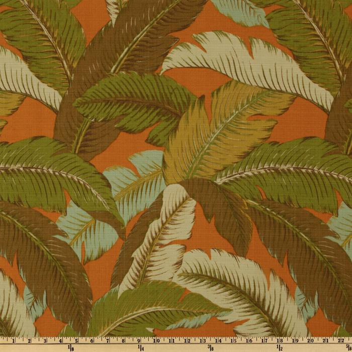 Tommy Bahama Indoor/Outdoor Swaying Palms Spice