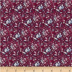 Anna Griffin The Madison Collection Spinner Cherry Fabric