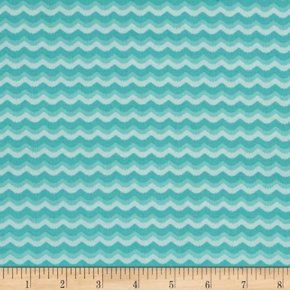 Amanda's Waves Aqua Splash