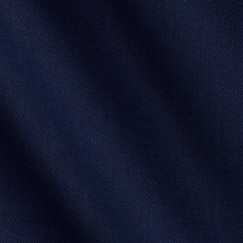 Cotton Nylon Twill Navy Discount Designer Fabric