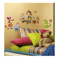 Jake & The Pirates Wall Decal