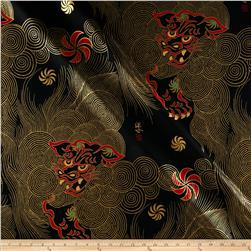 Alexander Henry Indochine Golden Shishi Black