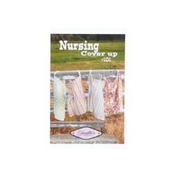 Cosettes Closet Nursing Cover Up Pattern