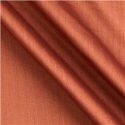 Poly Two Tone Chiffon Rust