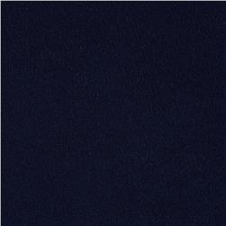 Stretch Rayon Jersey Knit Midnight Navy