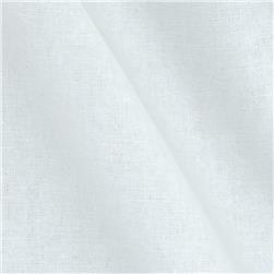 "60"" Cotton Drapery Lining White"