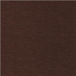 Designer Rayon Blend Jersey Knit Brown