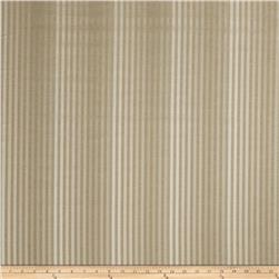 Fabricut Jacquard Zanetti Stripe Putty