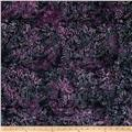 Island Batik Spider Web Mixed Berry