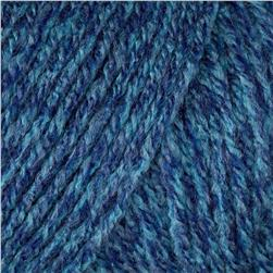 Red Heart Super Tweed Yarn (7803) Blue Bayou