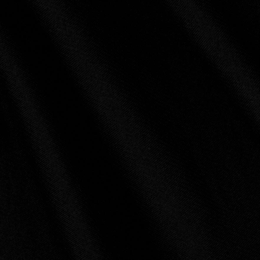 Stretch charmeuse satin black discount designer fabric for Black fabric