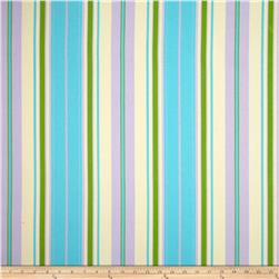 Premier Prints Terrace Stripe Blue/Lavender