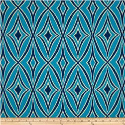 Waverly Sun N Shade Centro Azure Fabric