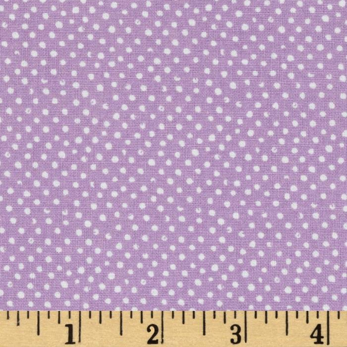 Mini Confetti Dot Lilac