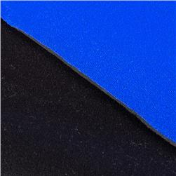 2 mm Nylon Double Lined CR Neoprene Royal/Black