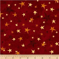 School Days Stars Red