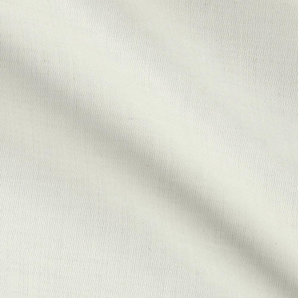 Cotton Poly Drapery Lining Sateen Ivory
