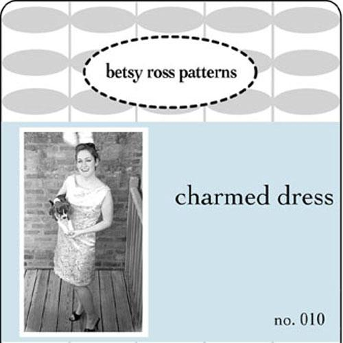 Betsy Ross Charmed Dress Pattern Sizes G-J