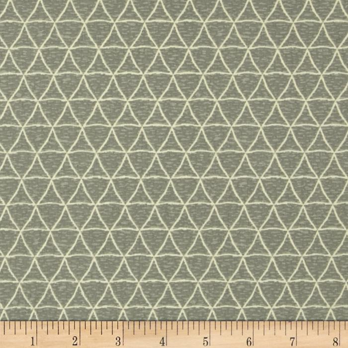 Market Road Triangles Grey/Cream