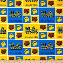 Collegiate Cotton Broadcloth University of California, Los Angelos