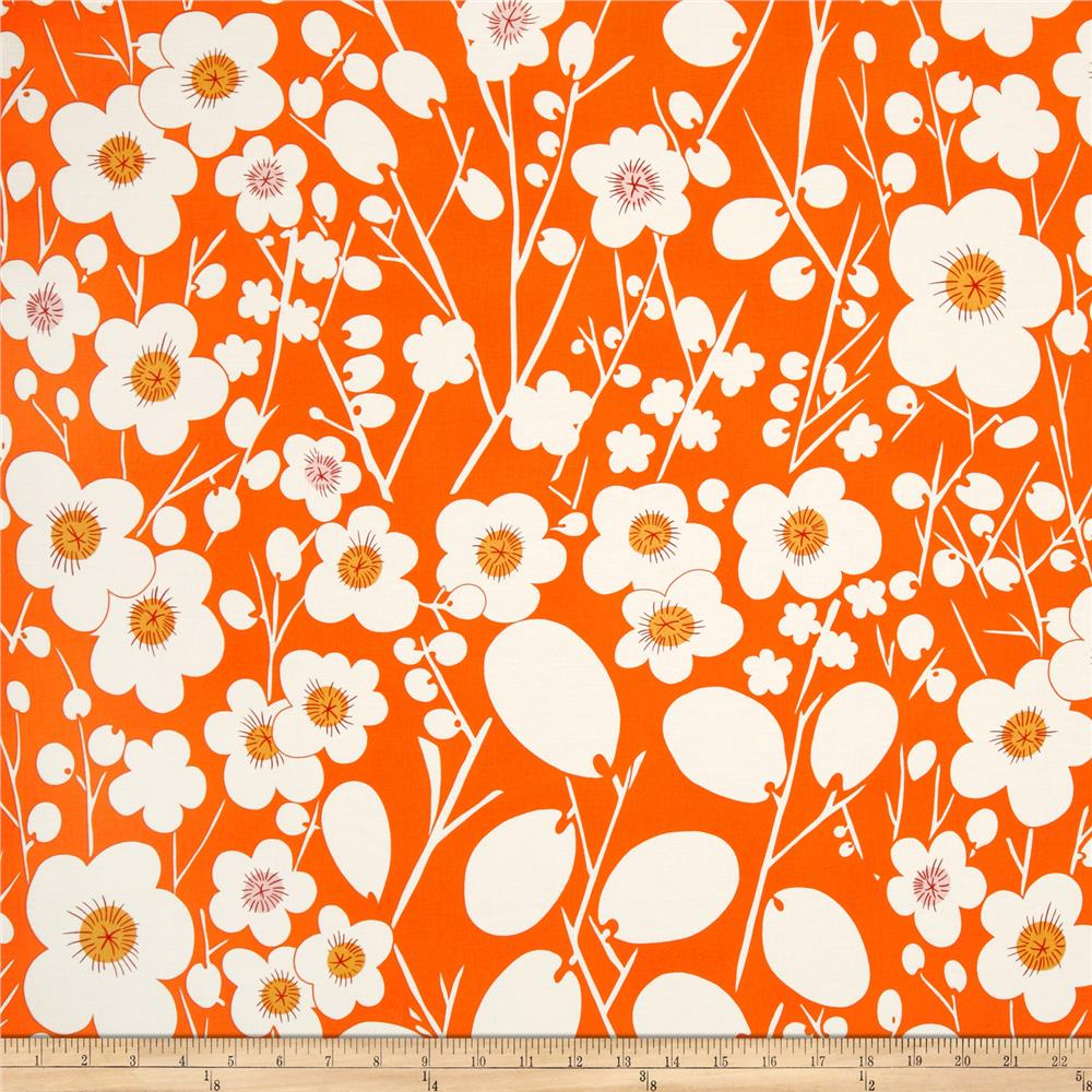 Nobi Plum Blossoms Orange