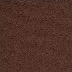 60'' Poly Poplin Puckered Brown