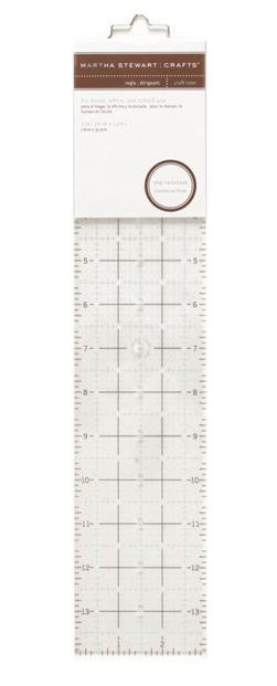 Martha Stewart Crafts Craft Ruler