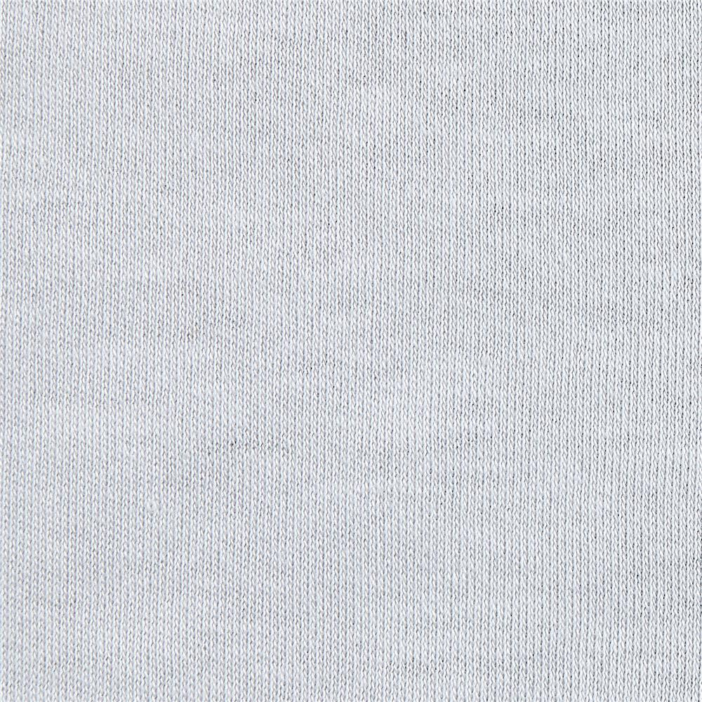 Organic Cotton Interlock Knit White