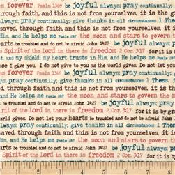 Expressions of Faith Text Multi