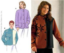 Kwik Sew Casual Knit Jackets Pattern